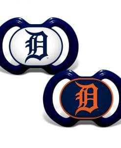 Detroit Tigers Blue Pacifier 2 Pack