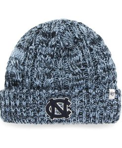 North Carolina Women's 47 Brand Columbia Blue Prima Cuff Knit Hat