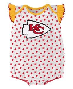 Kansas City Chiefs Baby Apparel