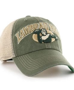 Lambeau Field Green Bay Packers 47 Brand Green Tuscaloosa Adjustable Hat