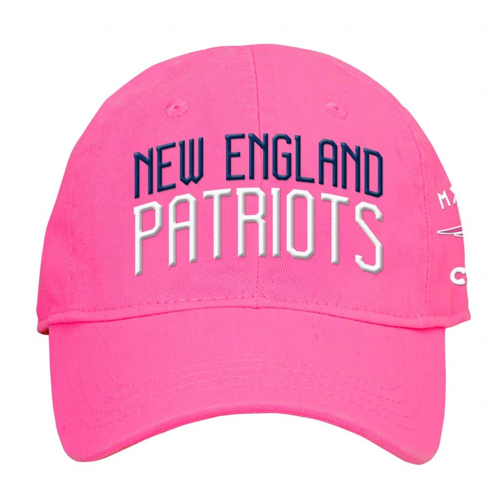 New England Patriots INFANT Baby Pink My First Cap Hat - Detroit ... d4c9bd95042