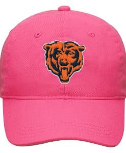 Chicago Bears INFANT Baby Pink Hat