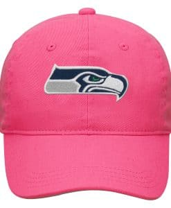 Seattle Seahawks INFANT Baby Pink Hat