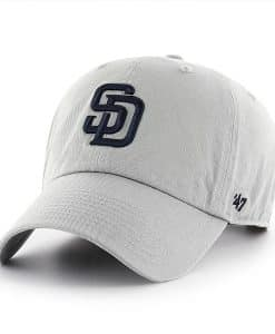 San Diego Padres 47 Brand Storm Clean Up Adjustable Hat