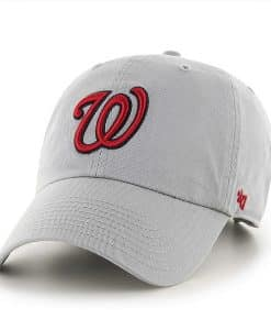Washington Nationals 47 Brand Storm Clean Up Adjustable Hat
