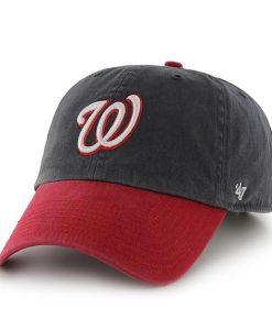 Washington Nationals TODDLER 47 Brand Navy Clean Up Adjustable Hat