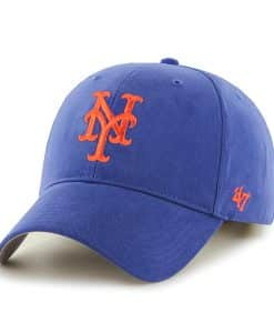 New York Mets TODDLER 47 Brand Blue MVP Adjustable Hat