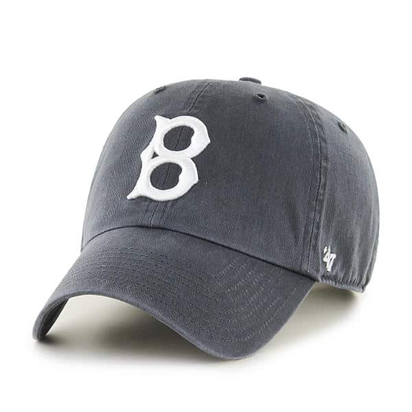 sports shoes d0797 055e6 Los Angeles Dodgers 47 Brand Charcoal Cooperstown Clean Up Adjustable Hat -  Detroit Game Gear