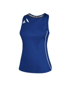 Women's Adidas Royal Blue Climacool Utility Compression Tank Top
