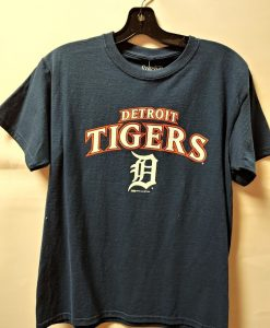 Detroit Tigers Navy Tee