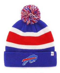 Buffalo Bills 47 Brand Breakaway Sonic Blue Cuff Knit Hat