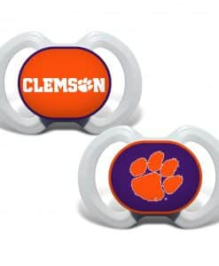 Clemson Tigers Pacifier - 2 Pack