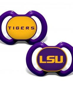 LSU Tigers Pacifier - 2 Pack