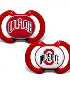 Ohio State Buckeyes Pacifier - 2 Pack