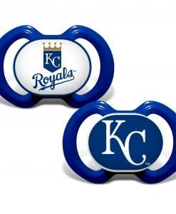 Kansas City Royals Pacifier - 2 Pack