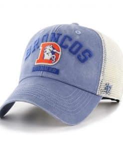 Denver Broncos 47 Brand Vintage Vapor Brayman MVP Adjustable Hat