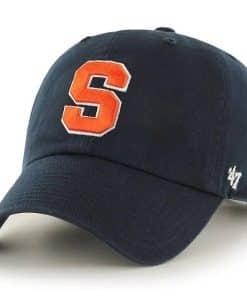 Syracuse Orange 47 Brand Navy Clean Up Adjustable Hat