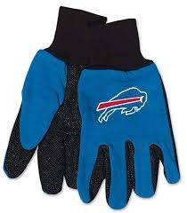 Buffalo Bills Two Tone Youth Size Gloves