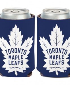 Toronto Maple Leafs 12 oz Blue White Can Koozie Holder
