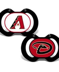 Arizona Diamondbacks Pacifier - 2 Pack