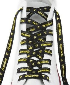 """Pittsburgh Penguins Shoe Laces - 54"""""""