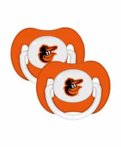 Baltimore Orioles Pacifier - 2 Pack