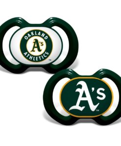 Oakland Athletics Pacifier - 2 Pack