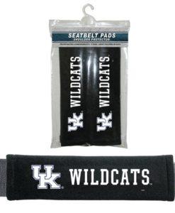 Kentucky Wildcats Velour Seat Belt Pads