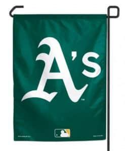 "Oakland Athletics 11""x15"" Garden Flag"