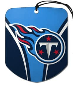 Tennessee Titans Shield 2 Pack Air Freshener