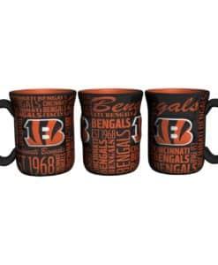 Cincinnati Bengals Coffee Mug 17oz Spirit Style