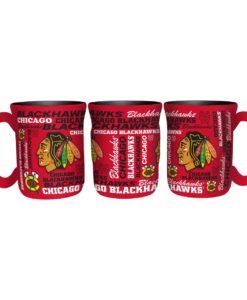 Chicago Blackhawks Mug 17oz Spirit Style