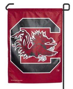 "South Carolina Gamecocks 11"" x 15 Garden Flag"