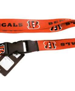 Cincinnati Bengals Reversible Lanyard