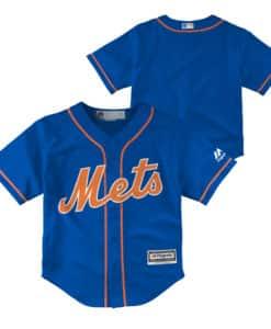 New York Mets Baby Blue Alternate Jersey